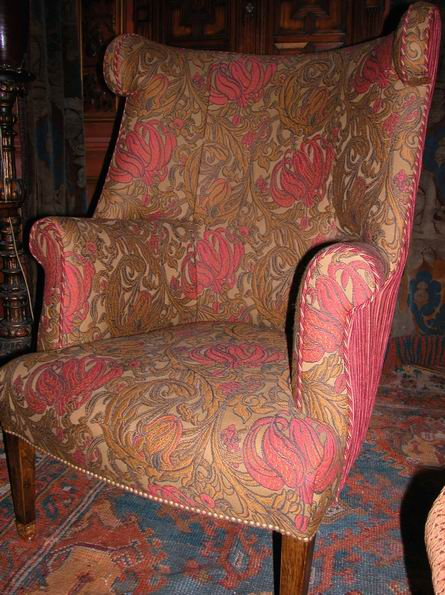 Watts Dore Lily Rose Myrtle Chair